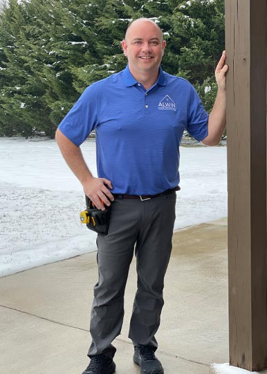 Justin Alwin from Alwin Home Inspection
