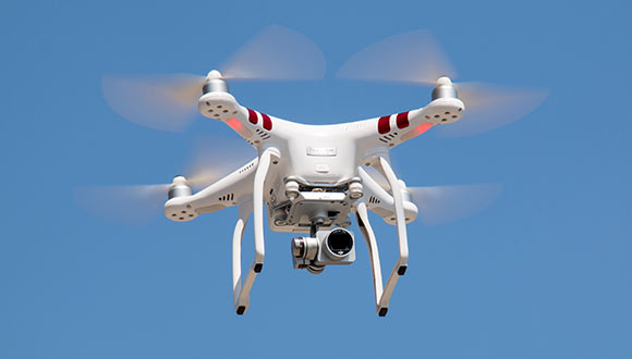 FAA certified drone inspection services from Alwin Home Inspection