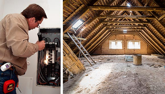 Home maintenance inspections from Alwin Home Inspection
