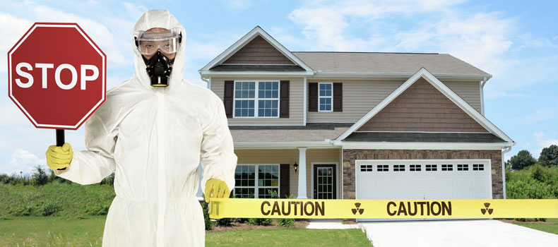 Have your home tested for radon by Alwin Home Inspection